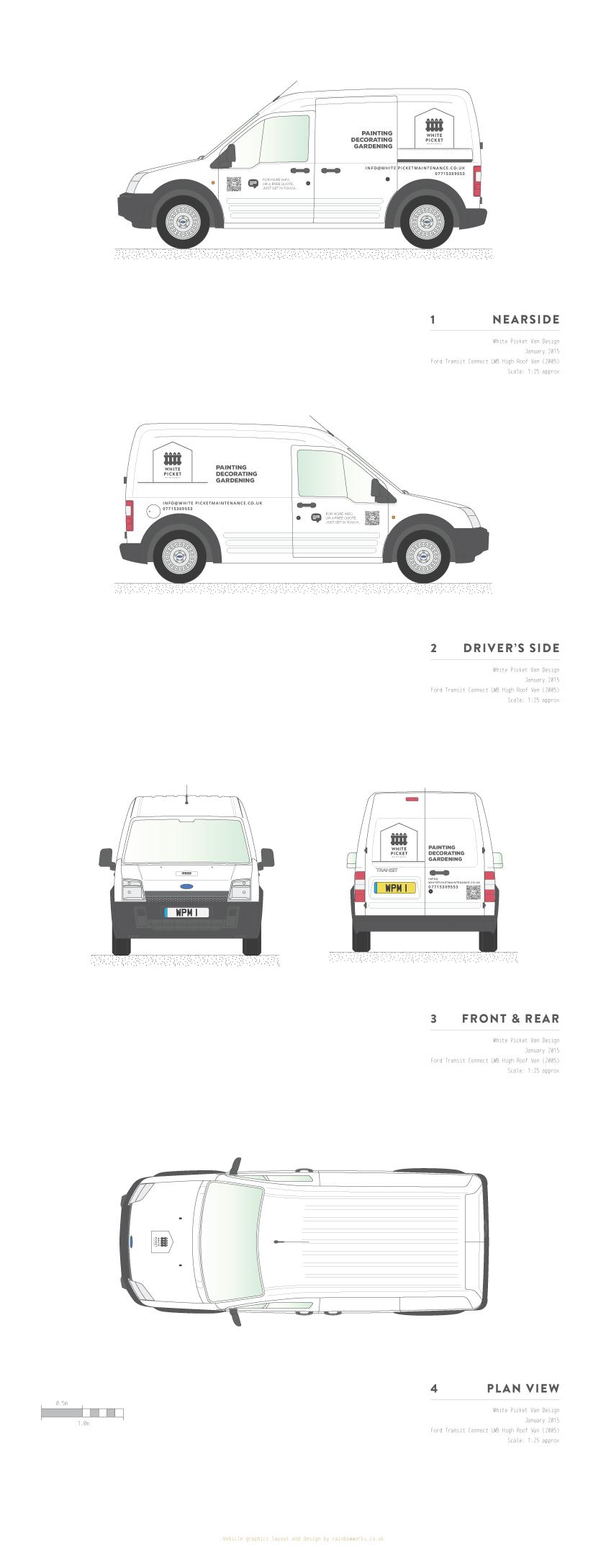 Vehicle Vinyl Design Plans